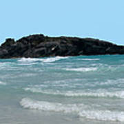 Bermuda South Shore Beach Art Print