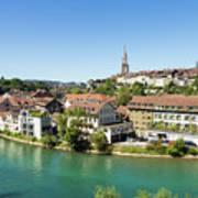 Bern, Switzerland Capital City Art Print