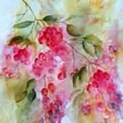 Berries Galore Art Print