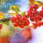 Berry Beautiful Art Print