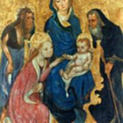 Besozzo: St. Catherine Art Print