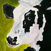 Bessy The Cow Art Print