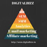Best Digital Marketing Institute In Ameerpet Hyderabad Art Print