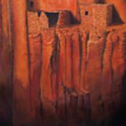 Betatakin Ruins Art Print
