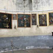 Bethlehem - Nativity Church Paintings Art Print