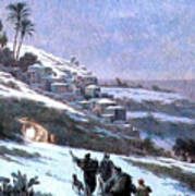 Bethlehem 1893 Art Print