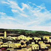 Bethlehem New Day Art Print