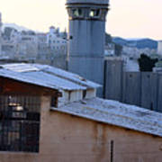 Bethlehem Watchtower Art Print