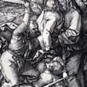 Betrayal Of Christ 1508 Art Print