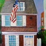 Betsy's House Art Print