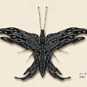Better Fly Art Print