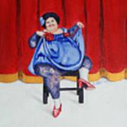 Betty II Art Print