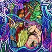 Beyond Fantasy Art Print
