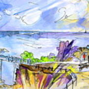 Biarritz 09 Art Print