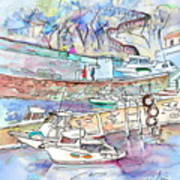 Biarritz 19 Art Print
