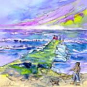 Biarritz 20 Art Print