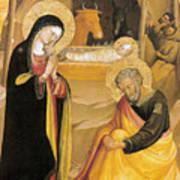 Bicci Di Lorenzo Painting Art Print
