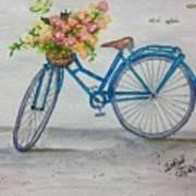 Bicycle I Art Print
