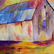 Big Barn I  Art Print