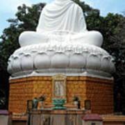 Big Buddha 3 Art Print