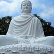 Big Buddha 4 Art Print