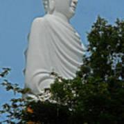 Big Buddha 5 Art Print