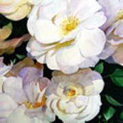 Big Floral Art Print