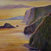 Big Island Art Print
