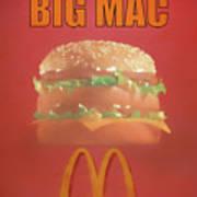 Big Mac Poster Art Print
