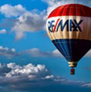 Big Max Re Max Art Print