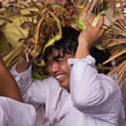 Big Smile From Bali Art Print