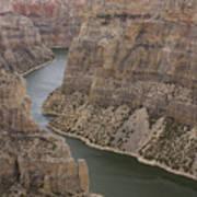 Bighorn Canyon Art Print