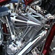 Bike-7 Art Print