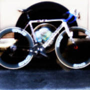 Bike Glamor  Art Print