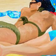 Bikinis Art Print