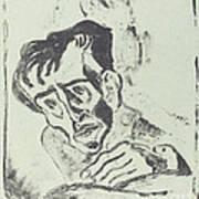 Bildnis Dr. Gr. Art Print