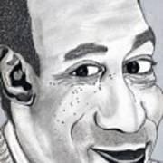 Bill Cosby Art Print