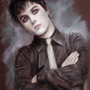 Billie Joe Armstrong Art Print
