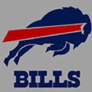 Bills Football Club Art Print