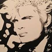 Billy Idol Art Print