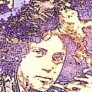 Billy Joel Pop Art Art Print