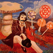 Billy Wonka 2  Art Print