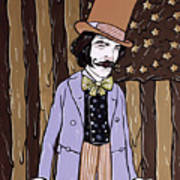 Billy Wonka One  Art Print
