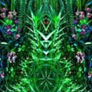 Biologix Art Print