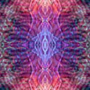 Biomorphic Syntax  Art Print