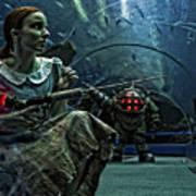 Bioshock Art Print