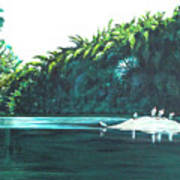Bird Haven Art Print