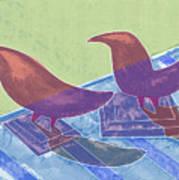 Bird Redo 2.2 Art Print