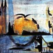 Bird Tribes Art Print