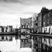 Birmingham Canal Art Print